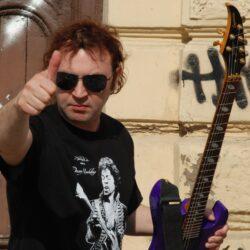 Открытый урок по классу гитары с Дмитрием Заборским. Аликанте